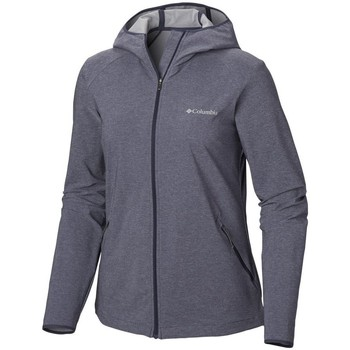 textil Dame Vindjakker Columbia Heather Canyon Softshell Grafit,Grå