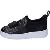 Sko Dame Slip-on My Grey Mer Sneakers BS626 Sort
