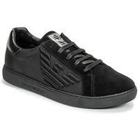 Sko Herre Lave sneakers Emporio Armani X4X279-XM035-A085 Sort