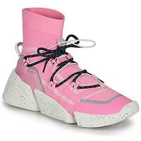 Sko Dame Høje sneakers Kenzo K SOCK SLIP ON Pink