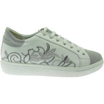 Sko Dame Lave sneakers Calzaturificio Loren LOC3841bi bianco