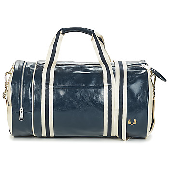 Tasker Herre Sportstasker Fred Perry CLASSIC BARREL BAG Marineblå