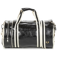 Tasker Herre Sportstasker Fred Perry CLASSIC BARREL BAG Sort