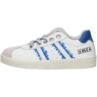 Sko Dreng Lave sneakers Balocchi 491699 White and blue