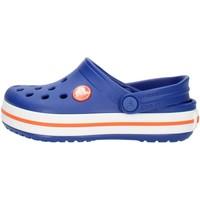 Sko Børn Træsko Crocs 204537 Blue and orange