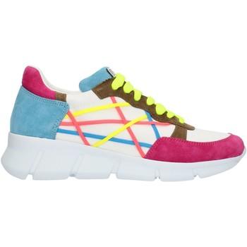 Sko Dame Lave sneakers L4k3 05LEG Blue fuxia