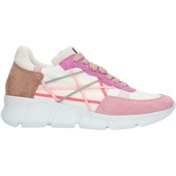 Sko Dame Lave sneakers L4k3 08LEG Pink