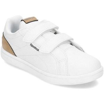 Sko Børn Lave sneakers Reebok Sport Royal Comp Cln 2V Hvid