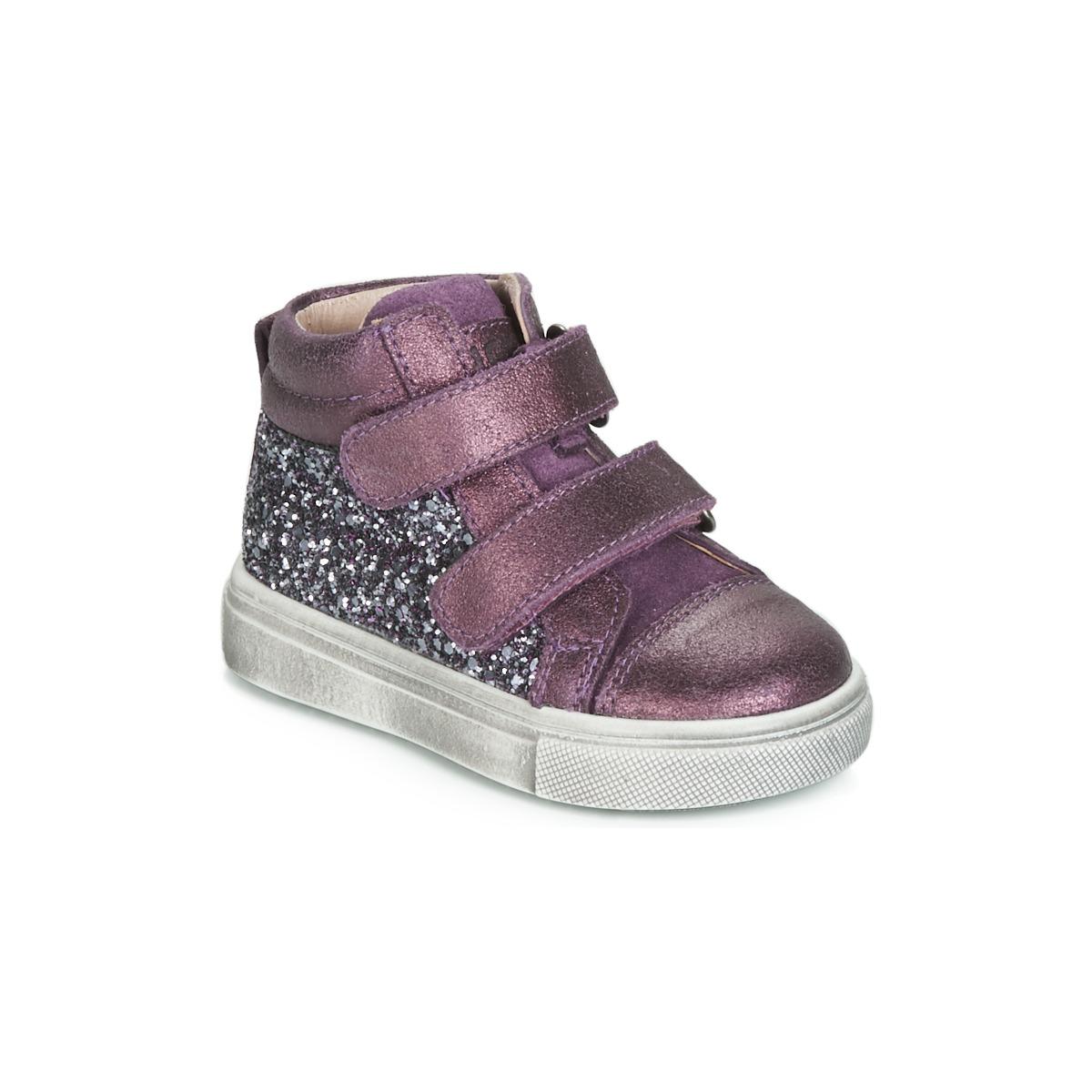 Sneakers Acebo's  5299AV-LILA-C