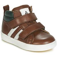 Sko Dreng Høje sneakers Acebo's 3040-CUERO-C Brun