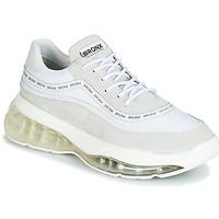 Sko Dame Lave sneakers Bronx BUBBLY Hvid
