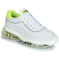 Sko Dame Lave sneakers Bronx BUBBLY Hvid / Gul