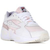 Sko Dame Lave sneakers Fila 02U MINDBLOWER Grigio