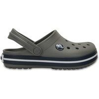 Sko Børn Træsko Crocs Crocs™ Kids' Crocband Clog Smoke/Navy