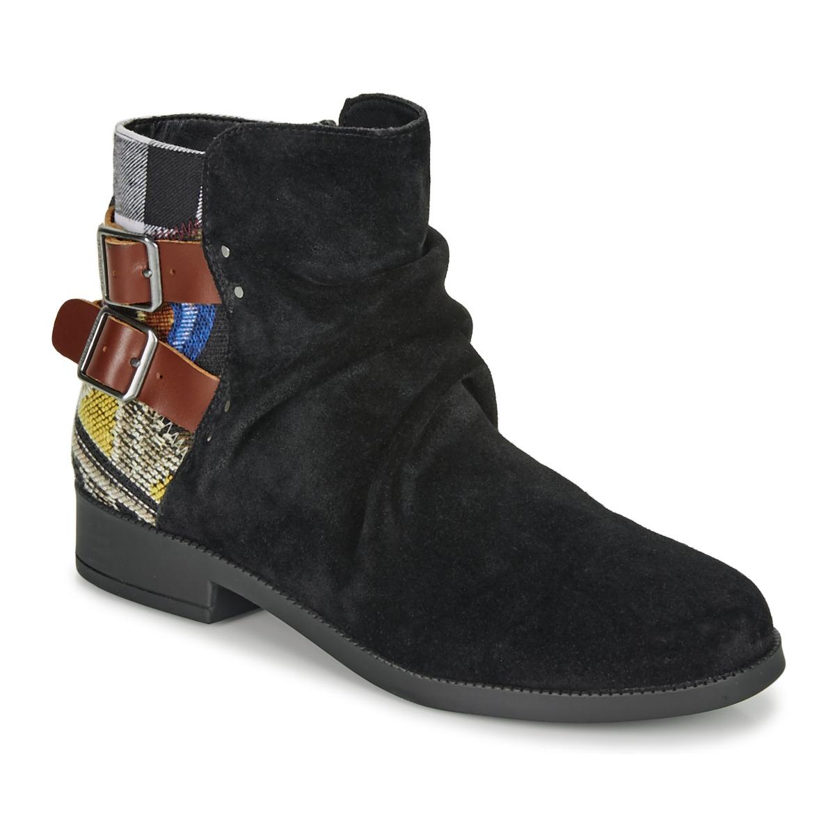 Støvler Desigual  OTTAWA PATCH