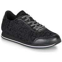 Sko Dame Lave sneakers Desigual PEGASO DESIGUAL Sort