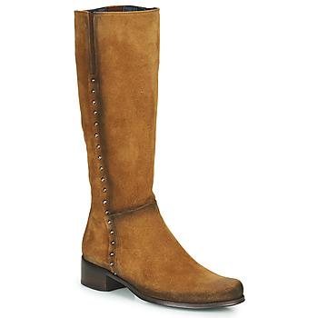 Sko Dame Chikke støvler Dorking CRUSCA Brun