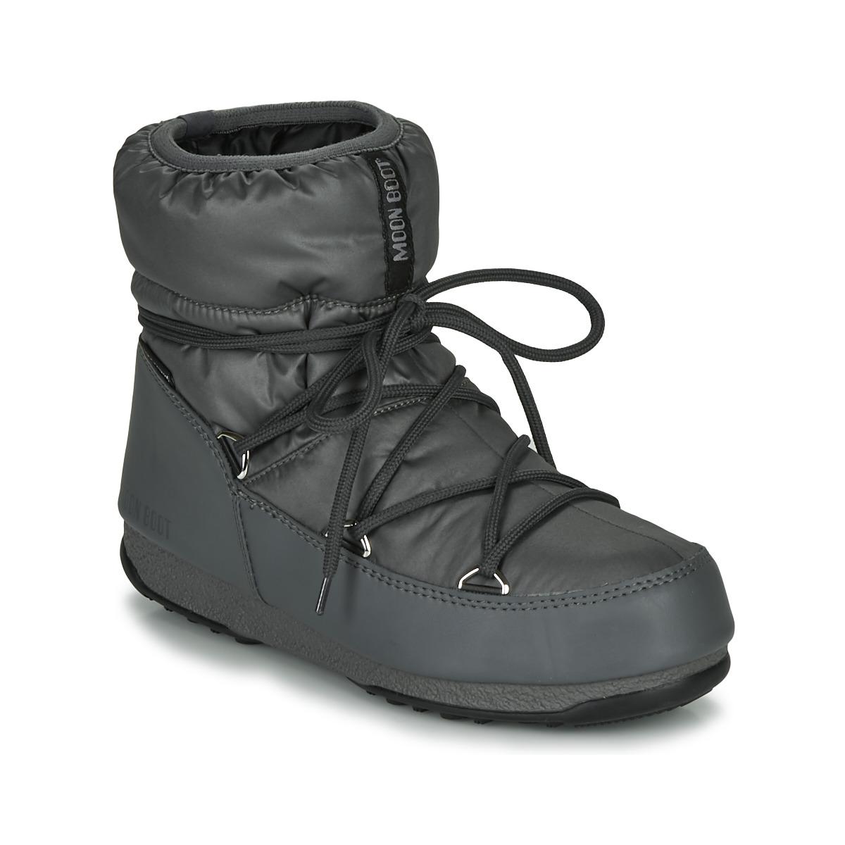Vinterstøvler Moon Boot  MOON BOOT LOW NYLON WP 2