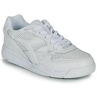 Sko Lave sneakers Diadora REBOUND ACE Hvid