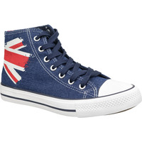 Sko Dame Høje sneakers Lee Cooper High Cut 1 LCWL-19-530-041