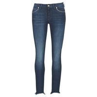 textil Dame Smalle jeans Kaporal CIAO Blå / Klasse