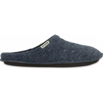Sko Herre Tøfler Crocs Crocs™ Classic Slipper Nautical Navy/Oatmeal