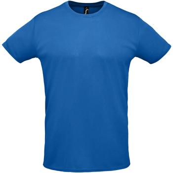 textil Herre T-shirts m. korte ærmer Sols SPRINT SPORTS Azul