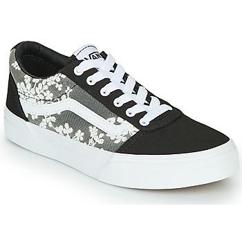 Sko Børn Lave sneakers Vans MY WARD NR Sort