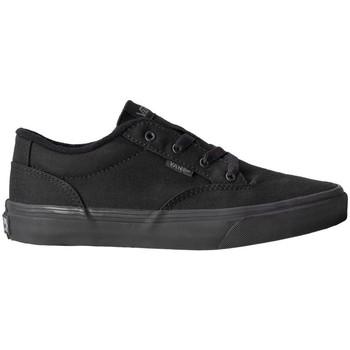 Sko Børn Lave sneakers Vans Winston Sort