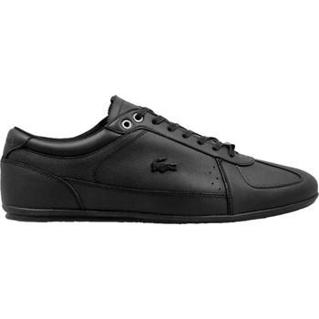 Sko Herre Lave sneakers Lacoste Evara Sort