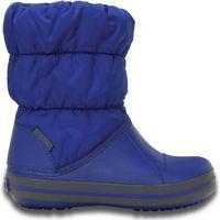 Sko Børn Gummistøvler Crocs Crocs™ Kids' Winter Puff Boot 35