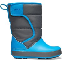 Sko Børn Vinterstøvler Crocs Crocs™ Lodgepoint Snow Boot Kid's 35