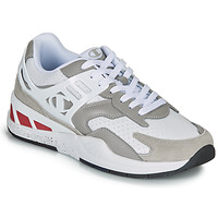 Sko Herre Lave sneakers Champion PRO LEATHER Hvid / Beige