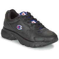 Sko Dame Lave sneakers Champion CWA-1 LEATHER Sort