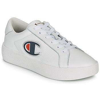 Sko Dame Lave sneakers Champion ERA LEATHER Hvid