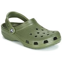 Sko Træsko Crocs CLASSIC Kaki