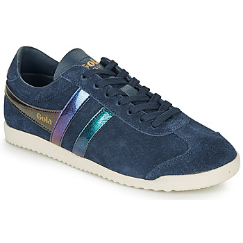Sko Dame Lave sneakers Gola BULLET FLASH Navy