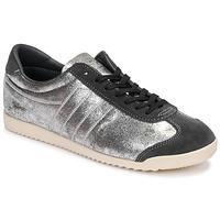 Sko Dame Lave sneakers Gola BULLET LUSTRE SHIMMER Sort / Grå