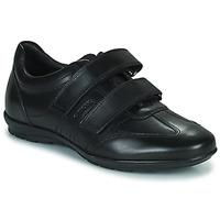 Sko Herre Lave sneakers Geox UOMO SYMBOL Sort
