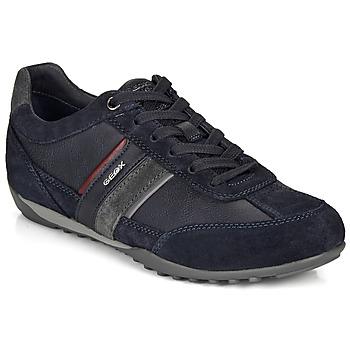 Sko Herre Lave sneakers Geox U WELLS Marineblå