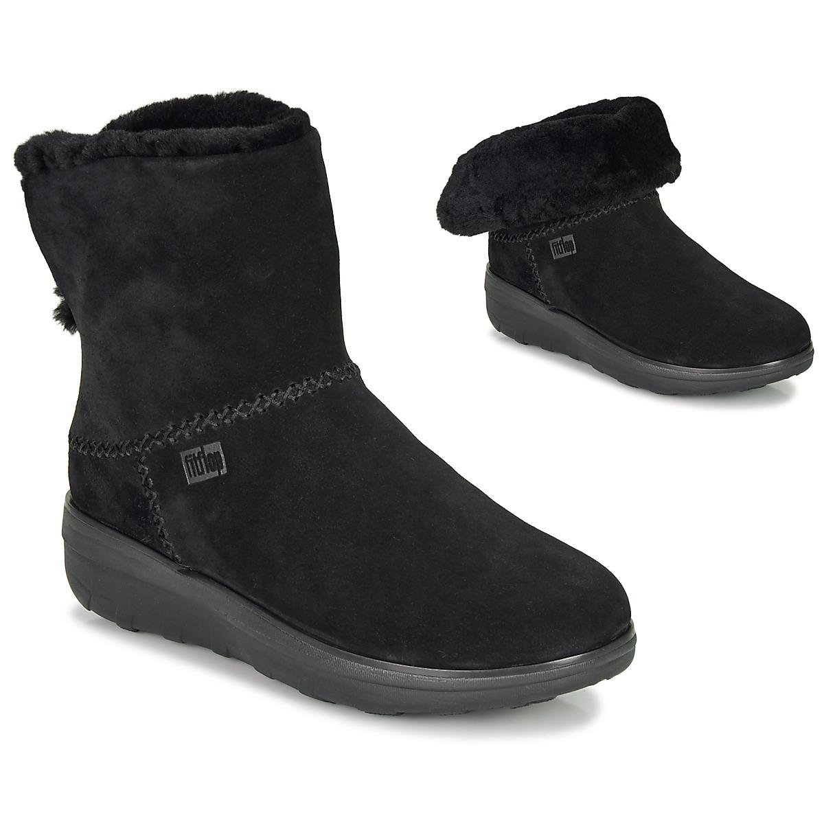 Støvler FitFlop  MUKLUK SHORTY III