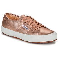Sko Dame Lave sneakers Superga 2750 COTMETU Pink