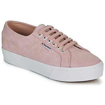 Sko Dame Lave sneakers Superga 2730 SUEU Pink
