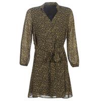 textil Dame Korte kjoler One Step RUNI Sort / Kaki