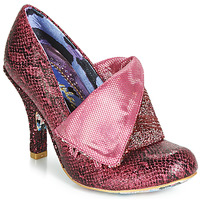Sko Dame Pumps Irregular Choice FLICK FLACK Pink