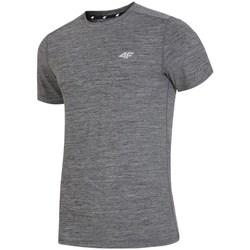 textil Herre T-shirts m. korte ærmer 4F H4L19 TSMF002