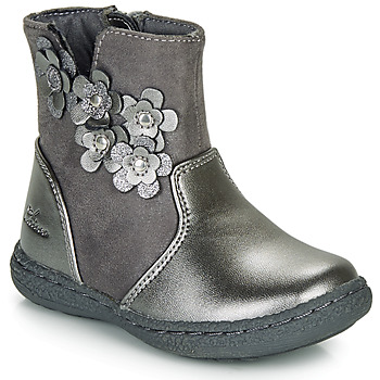 Sko Pige Chikke støvler Chicco CINEY Grå