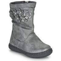 Sko Pige Chikke støvler Chicco CLEDIA Grå