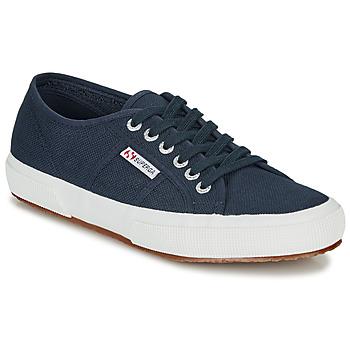 Sko Lave sneakers Superga 2750 COTU CLASSIC Blå / Marineblå