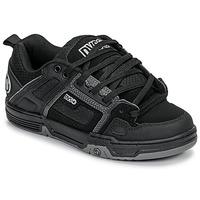 Sko Lave sneakers DVS COMANCHE Sort